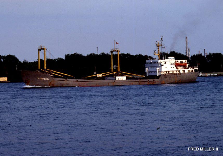 Zarnesti, Port Huron, 07-1994 - foto: shipspotting.com/Fred Miller