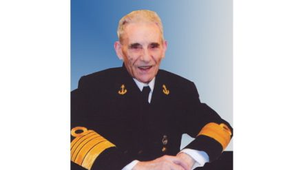 Viceamiral Victor BOGDAN