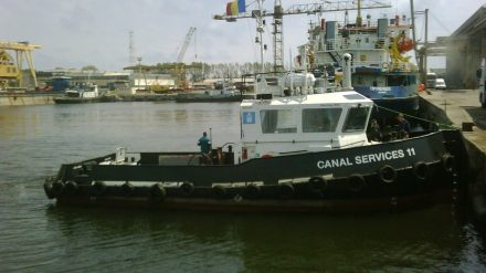 CANAL SERVICES 11