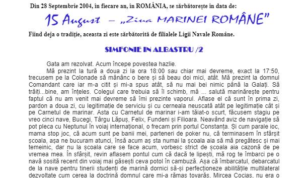 Revista Matelot nr. 19