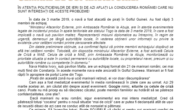Revista Matelot nr. 21