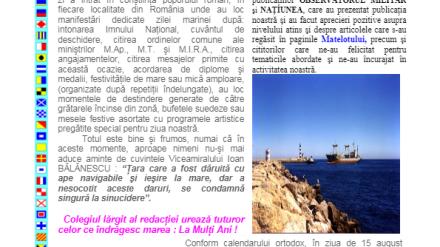 Revista Matelot nr. 7